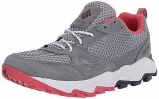 Columbia Women's Ivo Trail Breeze Walking Shoe Grey (Earl Grey Juicy 025) 4 UK