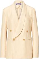 Ralph Lauren Nelson Linen Blend Jacket