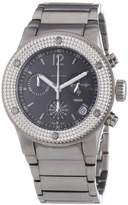 Esprit Men's Quartz Watch Anteress Anthracite - Swiss Made EL101282S08 with Metal Strap