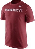Nike Men's Washington State Cougars Wordmark T-Shirt