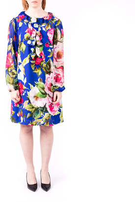 Blugirl Viscose Floral Dress
