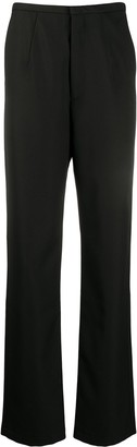 Totême High-Waisted Long Trousers