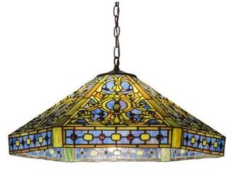 Astoria Grand Diane 3-Light Single Cone Pendant