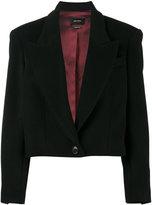 Isabel Marant Black cropped blazer
