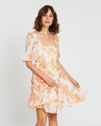 All Things Mochi Diwata Dress