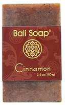 Bali Soap - Natural Bar Soap, Cinnamon, 3.5 Oz each (Pack of 12)