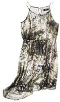Mossimo Women's Halter Neck Asymmetrical Dress - Print