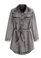 True Religion Stud Western Toddler/Little Kids Dress