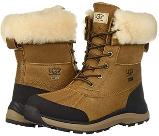 UGG Adirondack Boot III (Black) Women's Cold Weather Boots