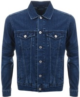 Edwin High Road Denim Jacket in Blue