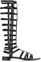 Stuart Weitzman 'Gladiator' sandals - women - Leather - 36