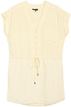 Paige Haidee Striped Tunic Dress
