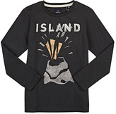"Scotch Shrunk Islands"" Cotton T-Shirt"