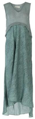 COLOUR 5 POWER 3/4 length dress