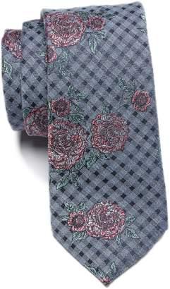 14th & Union Jenks Floral Tie
