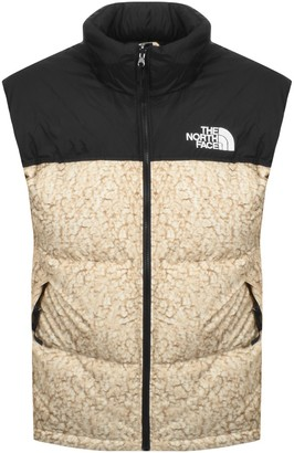 The North Face 1996 Nuptse Down Gilet Beige