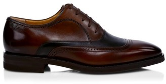 Bally Skentew Leather Oxfords