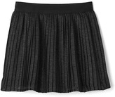 Gap Shimmer chiffon pleated skirt