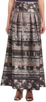 Kay Unger A-Line Skirt