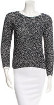 Alice + Olivia Patterned Knit Sweater