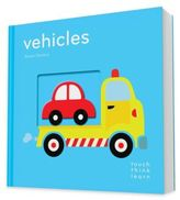 Chronicle Books TouchThinkLearn: Vehicles Book