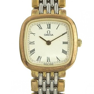 Omega De Ville Gold Gold plated Watches