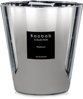 """Baobab Collection Platinum Scented Candle, 6.3"""""""