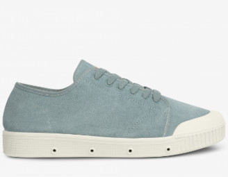 Spring Court Blue Gray Suede G2 Sneakers for Women - 36