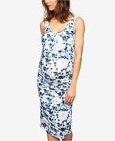 Isabella Oliver Maternity Ruched Sheath Dress
