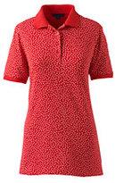 Classic Women's Pique Polo Shirt-Deep Sea Indigo