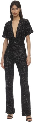 Amen Sequined Jumpsuit