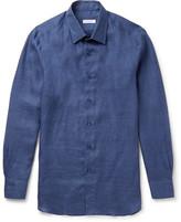 Boglioli Slub Linen Shirt