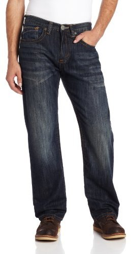 Wrangler Men's Tall Extreme Relaxed Fit Jean