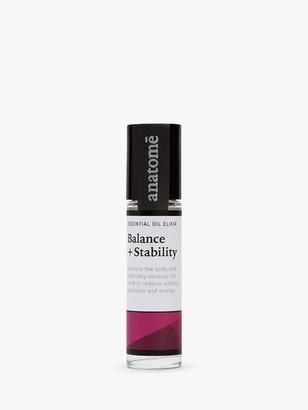 anatomē anatome Balance + Stability Essential Oil Elixir, Travel Size, 10ml