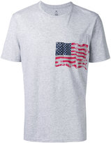 Parajumpers flag print T-shirt
