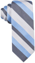 Ryan Seacrest Distinction Ryan Seacrest DistinctionTM Men's Newland Stripe Slim Tie, Only at Macy's