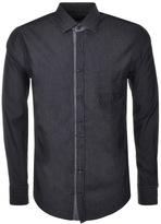 BOSS ORANGE HUGO EslimE 1 Shirt Black