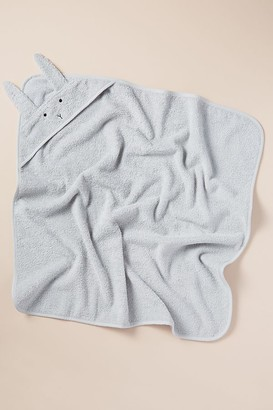 Liewood Organic-Cotton Rabbit Hooded Towel