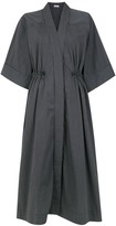 OSKLEN fitted waist dress