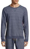 Paul Smith Striped Raglan Sweatshirt