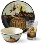 Williams-Sonoma Williams Sonoma Vintage Halloween Kids Melamine Dinnerware Set