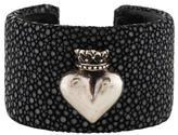 King Baby Studio Stingray Heart Cuff
