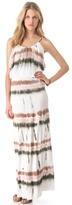 Young Fabulous & Broke Debi Drizzle Stripe Maxi Dress