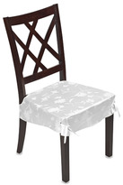 Bed Bath & Beyond Spring Meadow Seat Covers (Set of 2) - White