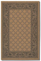 Couristan Garden Lattice Indoor/Outdoor Rectangular Rug