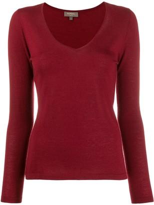 N.Peal V-neck sweater