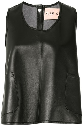 Plan C Open Back Vest
