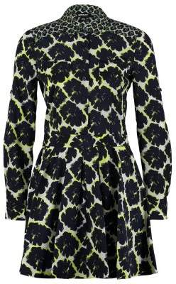 DKNY Midnight Print Dress