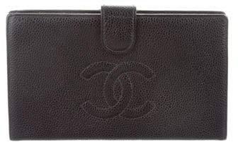 Chanel Caviar Timeless Wallet