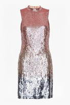 French Connection Starlight Mini Sequin Dress